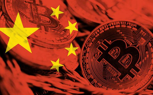 Trung Quốc tiếp tục đưa ra biện pháp cứng rắn nhằm cấm cửa tiền số, Bitcoin rơi xuống mức thấp nhất 2 tuần - Ảnh 1.