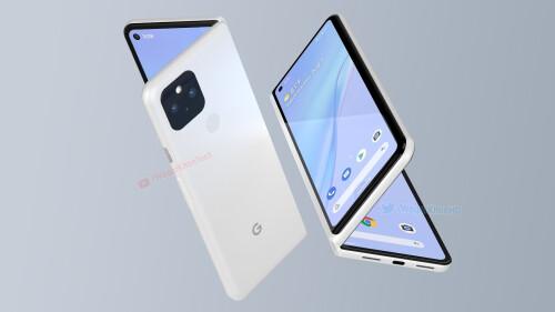 Smartphone màn hình gập Pixel Fold của Google: Thông số, thiết kế, giá bán và ngày ra mắt - Ảnh 1.