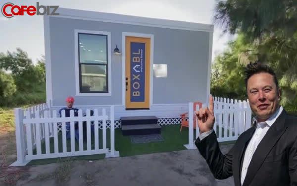Khó tin nhưng là thật: Elon Musk bán hết biệt thự, đang ở thuê trong căn nhà 37 m2 - Ảnh 1.