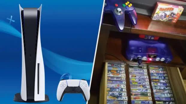 """Nổi hứng trở về tuổi thơ, game thủ bán luôn PS5 để mua """"đồ cổ"""" Nintendo 64, hệ máy đã ra mắt từ 25 năm trước - Ảnh 1."""