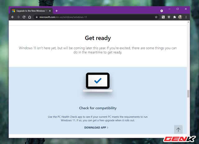 Cách kiểm tra xem máy tính của mình có đủ khả năng cài đặt Windows 11 hay không - Ảnh 2.