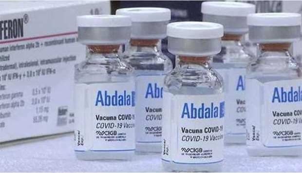 Cuba báo cáo vắc-xin COVID-19 tự phát triển hiệu quả tới 92%, đã tiêm cho 20% dân số - Ảnh 1.