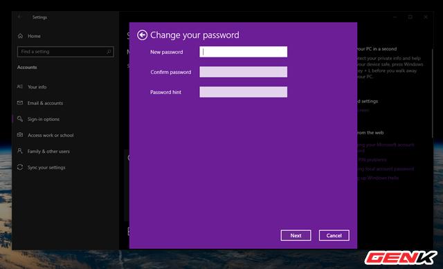 Dùng Windows 10 đã lâu, liệu bạn có biết cách thay đổi mật khẩu đăng nhập hay chưa? - Ảnh 10.