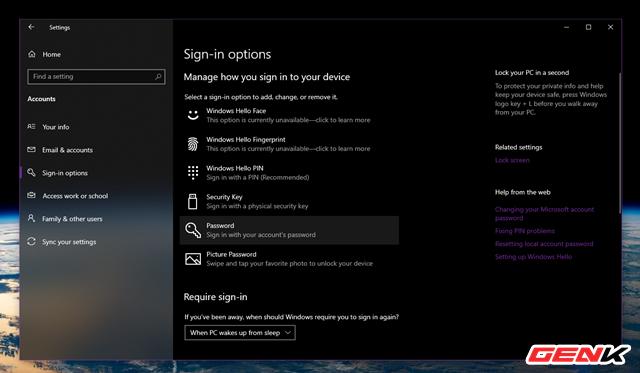 Dùng Windows 10 đã lâu, liệu bạn có biết cách thay đổi mật khẩu đăng nhập hay chưa? - Ảnh 7.