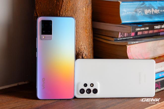 Đã có kết quả bình chọn ảnh chụp từ Galaxy A72 và vivo V21 5G: Kẻ bên trái là ai mà có lúc chỉ nhận được chưa tới 6% lượt bình chọn? - Ảnh 1.