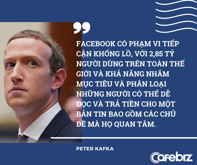Mark Zuckerberg có động thái khiến các tờ báo hoang mang: Tuyển hàng loạt tác giả viết cho trang tin riêng, quảng bá công khai tới 2,85 tỷ người dùng Facebook - Ảnh 2.