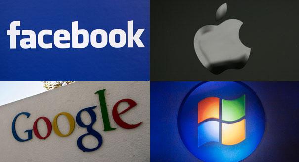 Đại chiến 2 nghìn tỷ USD: Microsoft khiến Tim Cook 'nổi điên' với Windows 11, Facebook và Google cũng tham chiến - Ảnh 3.