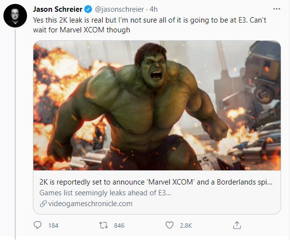 Tin đồn: nhà phát triển series XCOM đang làm game về SAH Marvel, nhân vật sẽ được sao Hollywood lồng tiếng - Ảnh 2.
