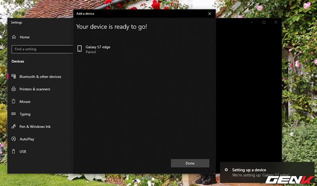 Cách thiết lập và sử dụng Bluetooth trên máy tính chạy Windows 10 - Ảnh 11.