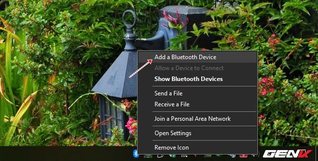 Cách thiết lập và sử dụng Bluetooth trên máy tính chạy Windows 10 - Ảnh 5.
