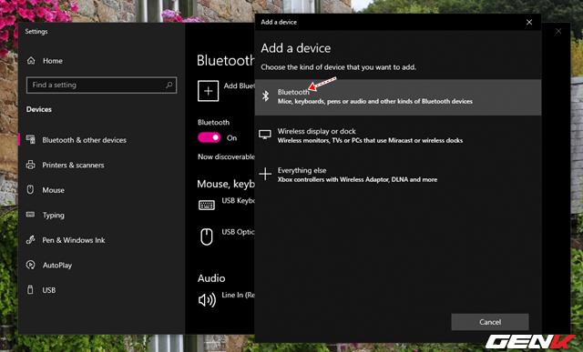 Cách thiết lập và sử dụng Bluetooth trên máy tính chạy Windows 10 - Ảnh 7.
