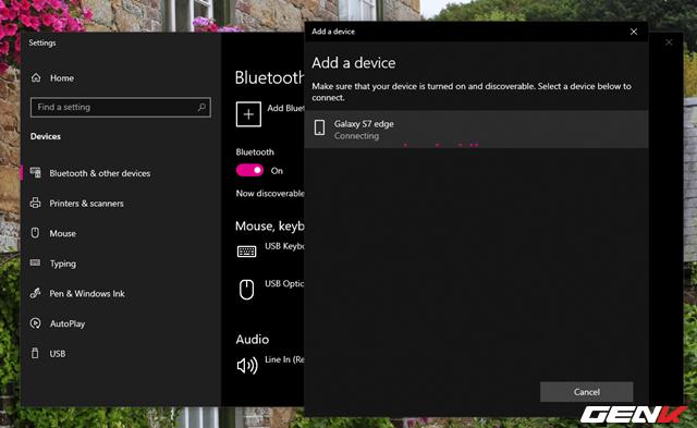 Cách thiết lập và sử dụng Bluetooth trên máy tính chạy Windows 10 - Ảnh 8.