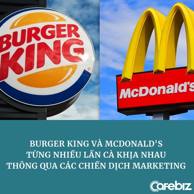 Marketing cà khịa như Burger King: Đăng ảnh đồ thất lạc của khách hàng, trong đó có mũ của nhân viên McDonald's - Ảnh 2.