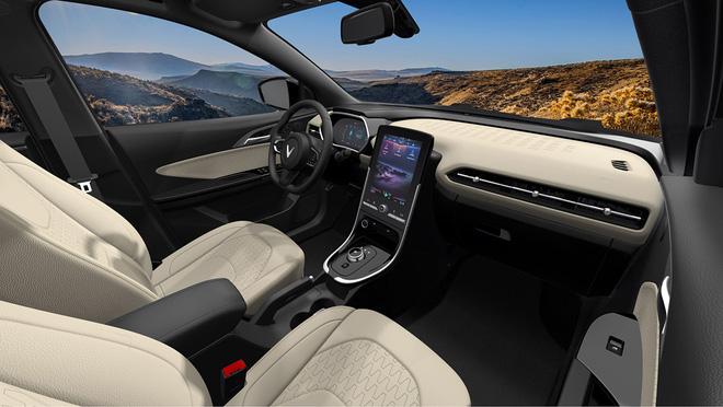 Soi sâu vào ô tô thuần điện VF e34: Có 1 chi tiết VinFast không công bố! - Ảnh 7.