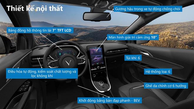 Soi sâu vào ô tô thuần điện VF e34: Có 1 chi tiết VinFast không công bố! - Ảnh 8.