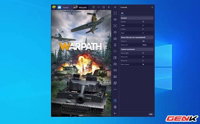 Hướng dẫn chơi Warpath, PUBG Mobile hay hàng trăm tựa game smartphone khác ngay trên máy tính - Ảnh 2.