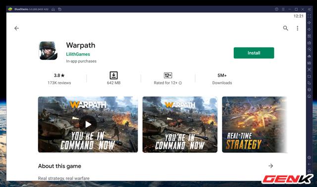 Hướng dẫn chơi Warpath, PUBG Mobile hay hàng trăm tựa game smartphone khác ngay trên máy tính - Ảnh 10.