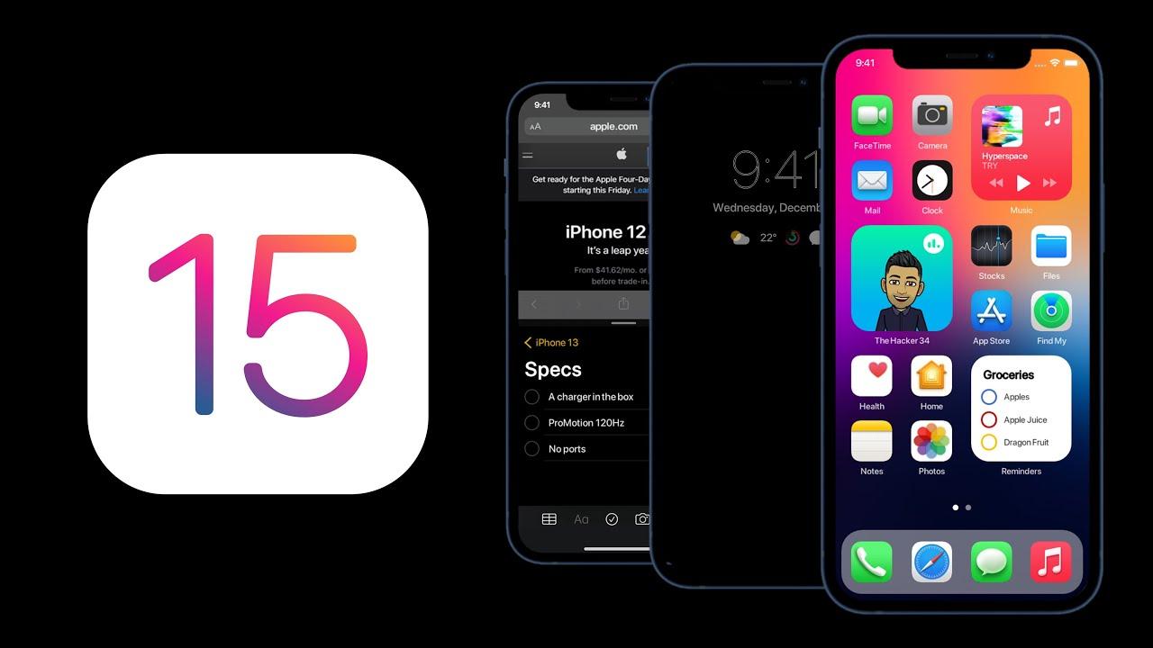 Apple sẽ không bắt buộc bạn phải cập nhật lên iOS 15 từ iOS 14