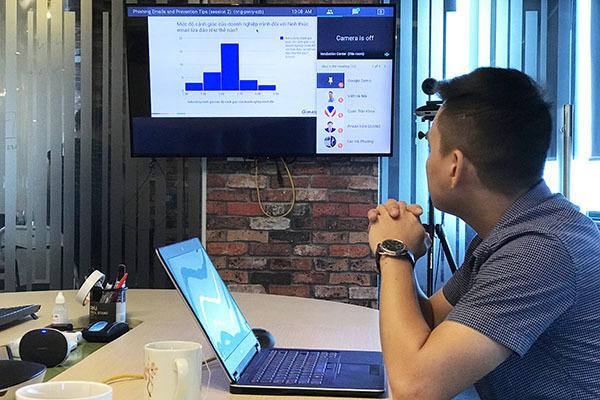 Tuyến cáp biển gặp sự cố, Internet Việt Nam đi quốc tế lại bị ảnh hưởng - Ảnh 1.
