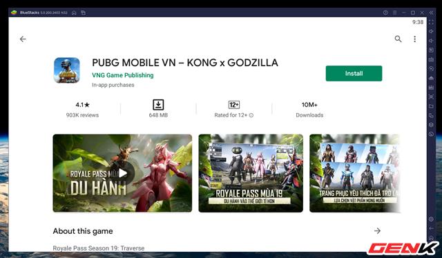 Hướng dẫn chơi Warpath, PUBG Mobile hay hàng trăm tựa game smartphone khác ngay trên máy tính - Ảnh 15.