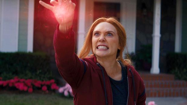 WandaVision bất ngờ bị khai tử dù thành công rực rỡ, mỹ nữ Wanda đã lên tiếng xác nhận - Ảnh 3.