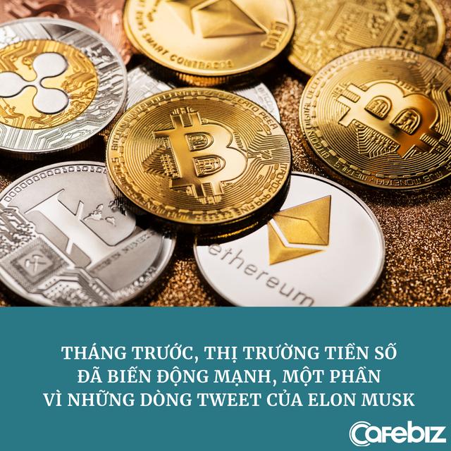 Hậu 'chia tay' Bitcoin, Elon Musk tweet ám chỉ 'tiền là thứ không có thật' - Ảnh 2.