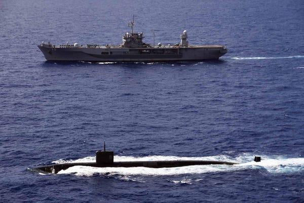 Đây là cách công nghệ đã giúp cho tàu ngầm giá rẻ của Thụy Điển có thể chơi mèo vờn chuột với cả hạm đội tàu sân bay Mỹ - Ảnh 4.