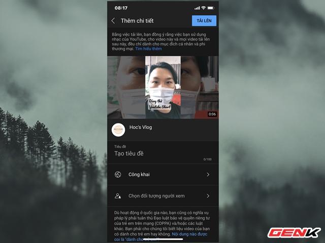 Hướng dẫn sử dụng Youtube Shorts, công cụ tạo video dạng ngắn mới của Youtube - Ảnh 15.