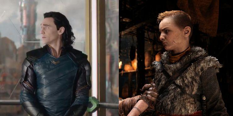 Đều lấy cảm hứng từ thần thoại Bắc Âu nhưng Loki của MCU và Loki của God of War khác nhau như thế nào? - Ảnh 3.