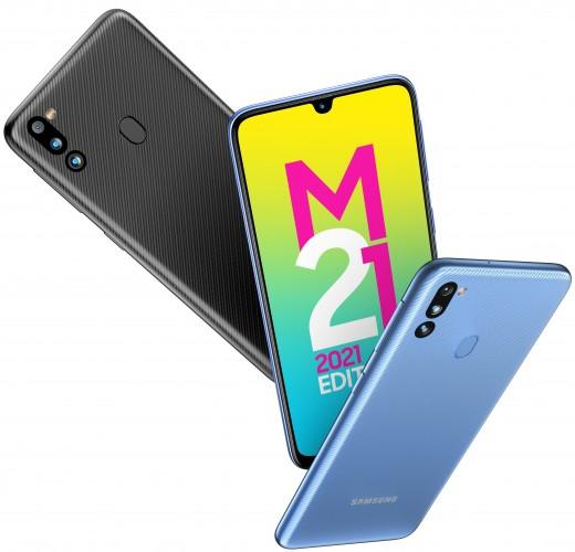 Samsung ra mắt Galaxy M21 2021: Pin 6000mAh, 3 camera sau 48MP, giá từ 3.9 triệu đồng - Ảnh 2.