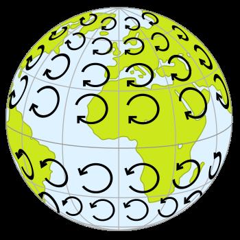 Nếu Trái Đất phẳng, 8 điều quen thuộc sẽ trở nên kỳ lạ như thế này - Ảnh 10.