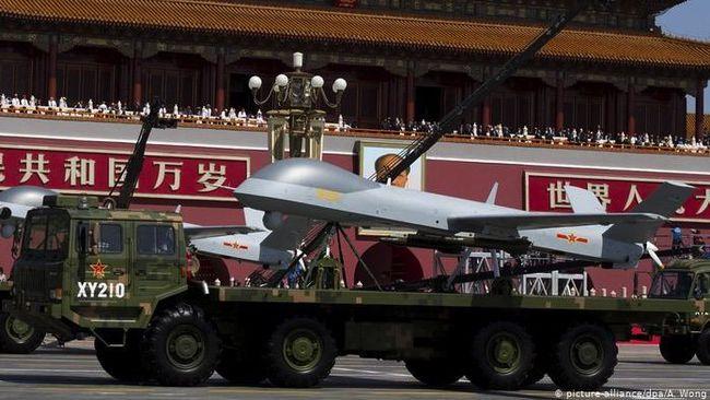 Trung Quốc phóng UAV đặc dụng, cung cấp Internet từ trên trời cho người dân vùng lũ - Ảnh 3.