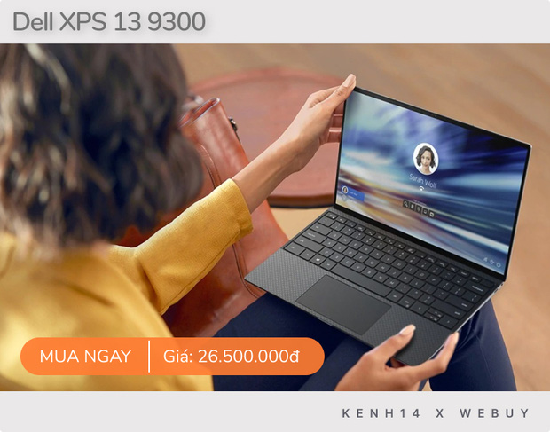 Nếu không thích Macbook thì đây là 5 mẫu laptop sang chảnh mỏng nhẹ xịn xò không kém tầm giá 25 triệu - Ảnh 1.