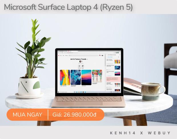 Nếu không thích Macbook thì đây là 5 mẫu laptop sang chảnh mỏng nhẹ xịn xò không kém tầm giá 25 triệu - Ảnh 3.