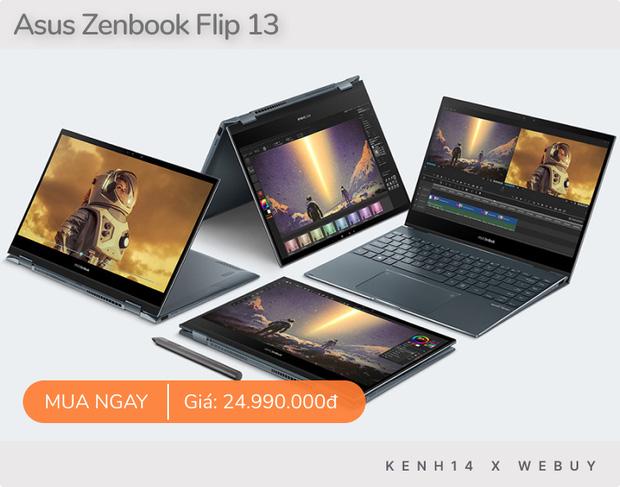 Nếu không thích Macbook thì đây là 5 mẫu laptop sang chảnh mỏng nhẹ xịn xò không kém tầm giá 25 triệu - Ảnh 5.
