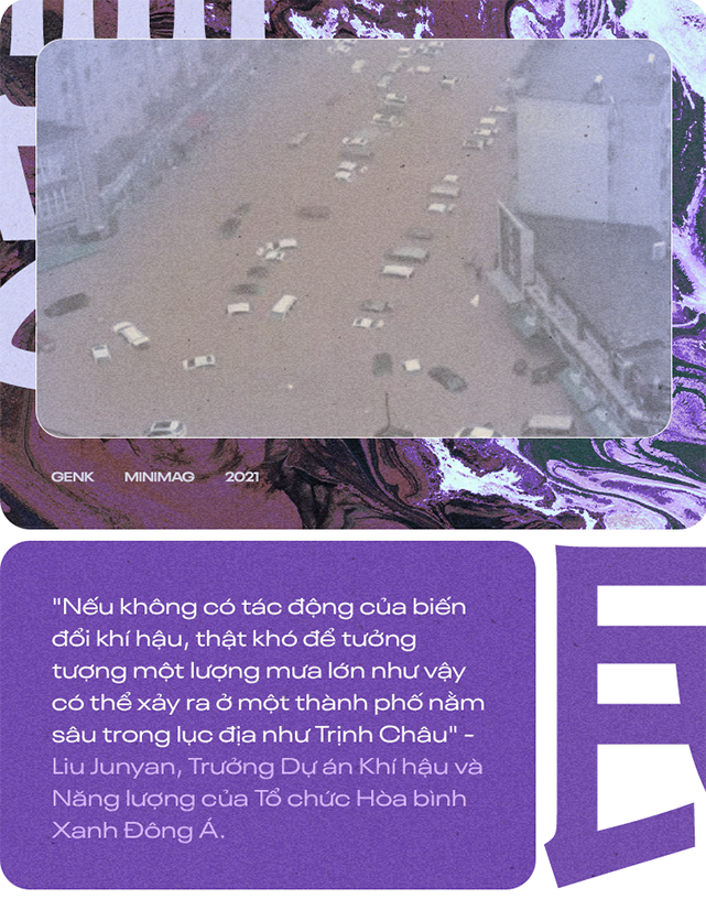 Giải mã trận lũ 5.000 năm mới có một lần ở Trung Quốc: Những cảnh tượng siêu thực chỉ có trong thời đại biến đổi khí hậu - Ảnh 7.