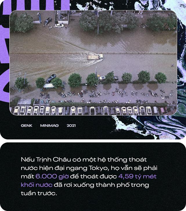 Giải mã trận lũ 5.000 năm mới có một lần ở Trung Quốc: Những cảnh tượng siêu thực chỉ có trong thời đại biến đổi khí hậu - Ảnh 9.