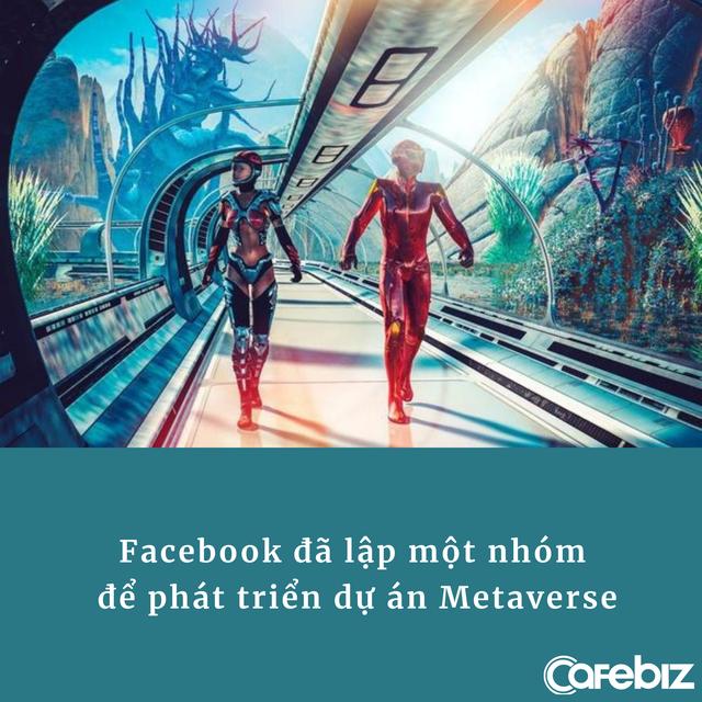 Không 'ham hố' bay vào không gian, Mark Zuckerberg tự xây vũ trụ của riêng mình, định biến Facebook thành 'vũ trụ ảo' - Ảnh 2.