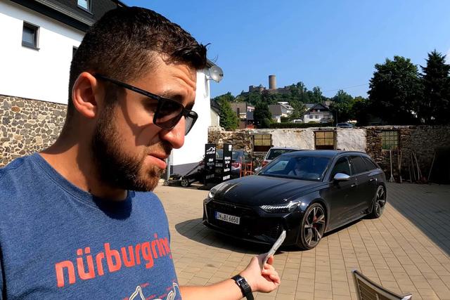 Đem chiếc RS6 hàng mượn đi cứu trợ lũ lụt, YouTuber bị Audi quở trách: Xe của chúng tôi không phải để làm việc đó - Ảnh 2.