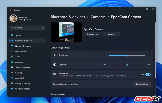 Hướng dẫn sử dụng điện thoại làm webcam cho PC, dù bạn dùng Android hay iOS - Ảnh 13.