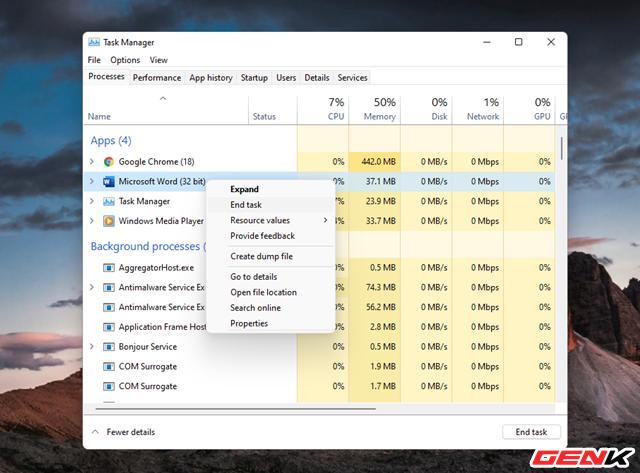 Lỗi và cách khắc phục vấn đề không thể xóa dữ liệu trên Windows - Ảnh 4.