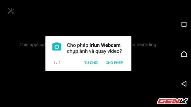 Hướng dẫn sử dụng điện thoại làm webcam cho PC, dù bạn dùng Android hay iOS - Ảnh 6.