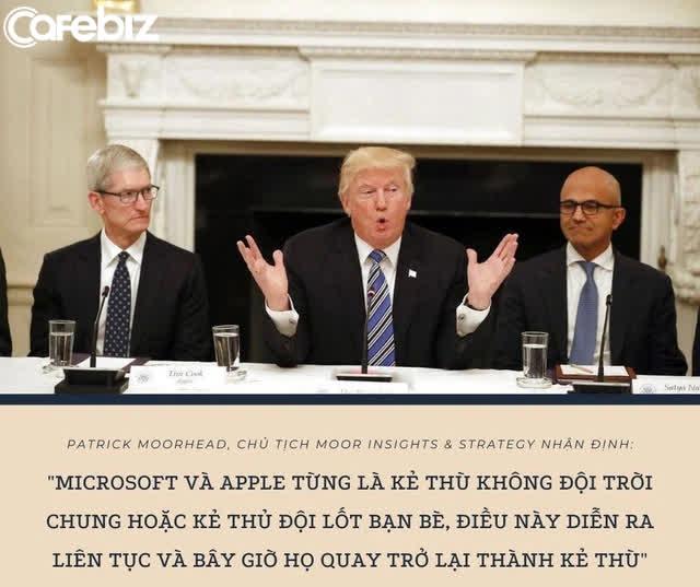 'Kho báu' App Store trị giá trên 50 tỷ USD bị Windows 11 đe dọa, Tim Cook tức giận, khởi động lại cuộc chiến nghìn tỷ với Microsoft - Ảnh 3.