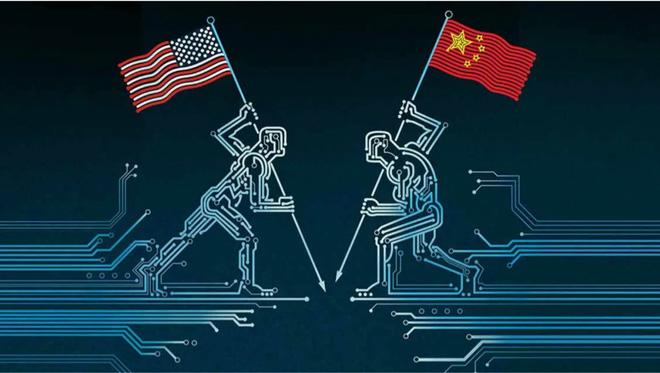 Mỹ tự bắn vào chân mình trong cuộc chiến giành nhân tài công nghệ với Trung Quốc - Ảnh 2.
