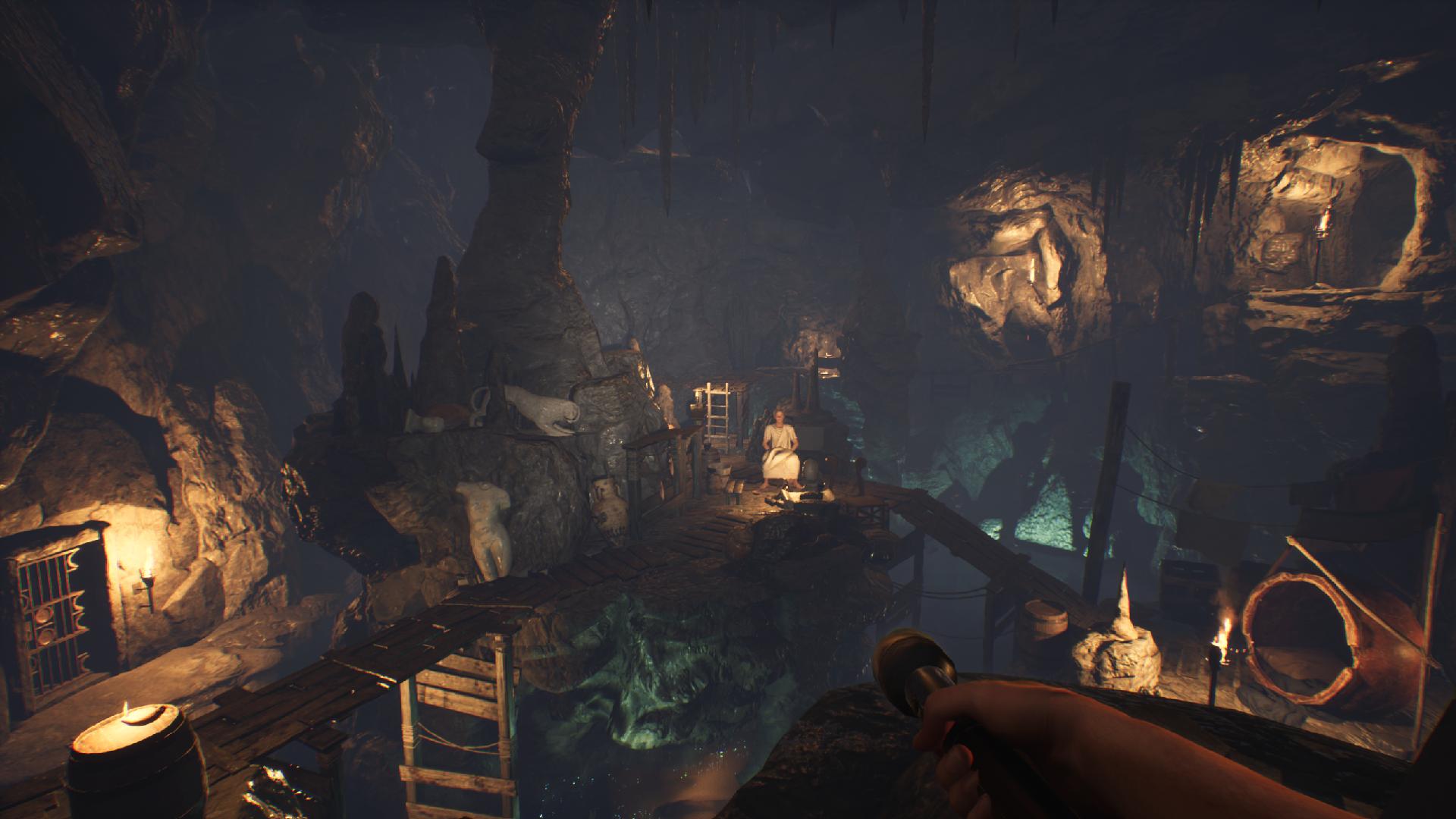 Giới thiệu game trinh thám The Forgotten City: Dev giật giải danh giá của Hiệp hội Nhà văn, bỏ ngành luật để theo đuổi đam mê làm game - Ảnh 6.