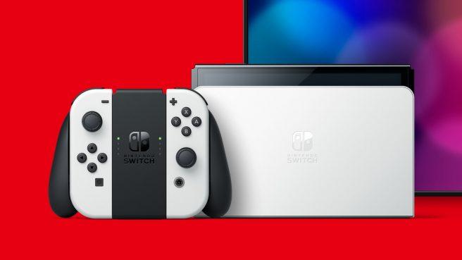 Nintendo ra mắt máy chơi game Switch phiên bản mới với màn hình OLED - Ảnh 1.