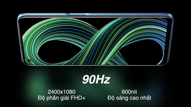 realme ra mắt smartphone 5G đầu tiên tại VN, giá 7.99 triệu đồng - Ảnh 4.