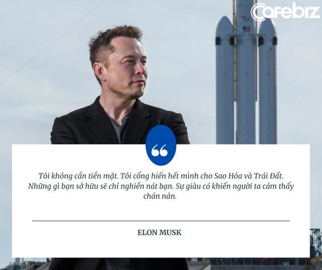 Vì sao nắm trong tay 177 tỷ USD, là người giàu thứ 2 thế giới Elon Musk vẫn ở nhà thuê? - Ảnh 2.