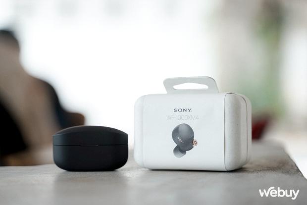 Đánh giá Sony WF-1000XM4: Chống ồn, chất âm và thiết kế cải tiến là vậy nhưng có xứng đáng với giá 6,5 triệu? - Ảnh 15.