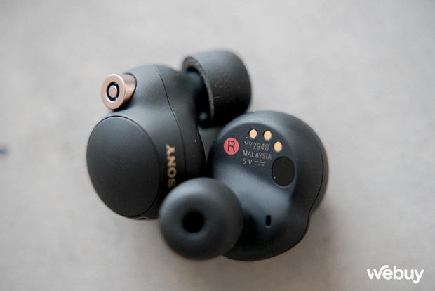 Đánh giá Sony WF-1000XM4: Chống ồn, chất âm và thiết kế cải tiến là vậy nhưng có xứng đáng với giá 6,5 triệu? - Ảnh 7.